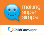 Child Care Super website