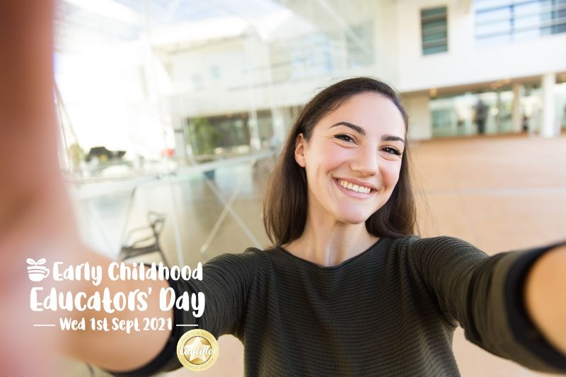 ECE Day 2021: We need you and your families' videos!